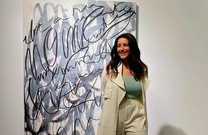"ESPAI D'ART ECI VALENCIA EXPONE OBRAS DE AMINA KOUISSAR, GANADORA DEL ""PREMIO ARTE EMERGENTE INTERACTIVO INFINITY ART"""